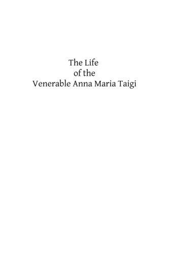9781492961178: The Life of the Venerable Anna Maria Taigi: The Roman Matron