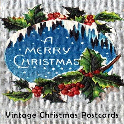 9781492981916: Vintage Christmas Post Cards (Vintage Postcards) (Volume 1)