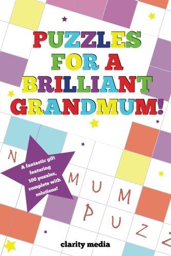 9781492985143: Puzzles For A Brilliant Grandmum