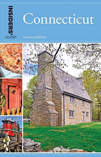 9781493012848: Insiders' Guide® to Connecticut (Insiders' Guide Series)