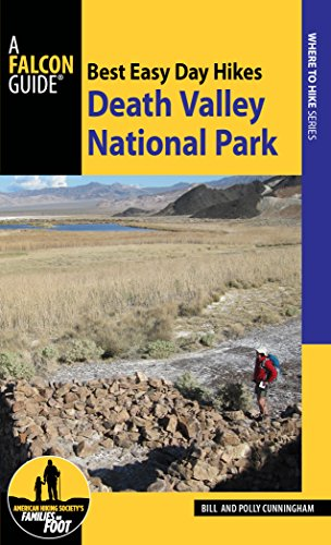 9781493017904: Best Easy Day Hiking Guide and Trail Map Bundle: Death Valley National Park (Best Easy Day Hikes Series)
