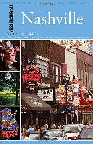 Insiders' Guide to Nashville: Finch, Jackie Sheckler