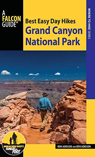 Best Easy Day Hikes Grand Canyon National Park (Paperback)