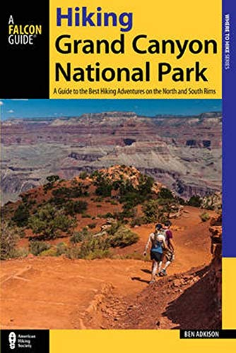 Hiking Grand Canyon National Park Fourth Edition