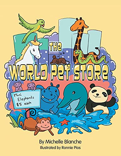 9781493113712: The World Pet Store