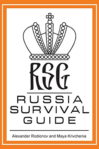 9781493125708: Russia Survival Guide