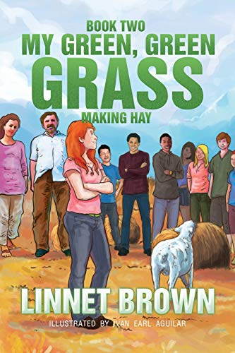Book Two My Green, Green Grass: Linnet Brown