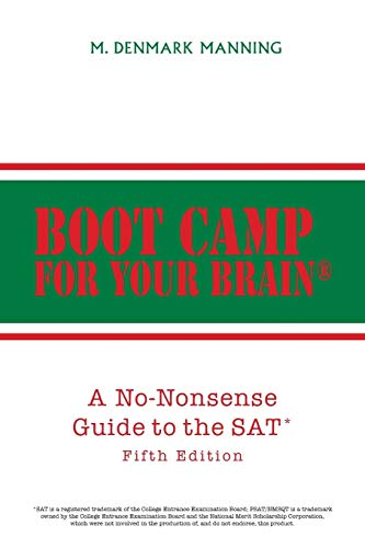 9781493168187: Boot Camp For Your Brain: A No-Nonsense Guide to the SAT