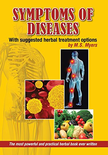 9781493170456: Symptoms of Diseases: With Suggested Herbal Treatment Options