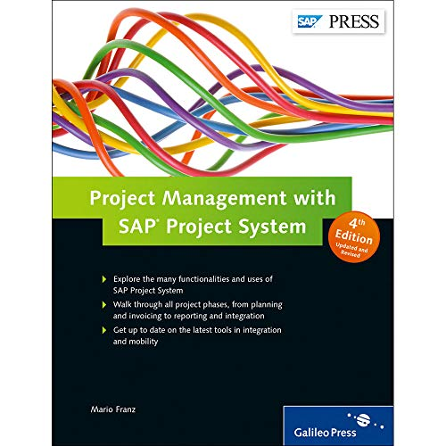 Project Management with SAP Project System: Mario Franz
