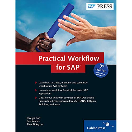 9781493210091: Practical Workflow for SAP: The Comprehensive Guide to SAP Business Workflow (3rd Edition) (SAP PRESS)