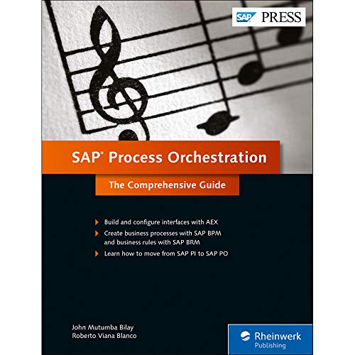 9781493210183: SAP Process Orchestration: The Comprehensive Guide (First Edition) (SAP PRESS)