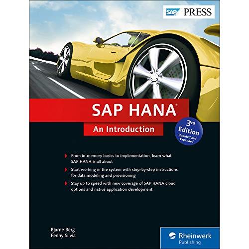 9781493211647: SAP HANA: An Introduction (3rd Edition)