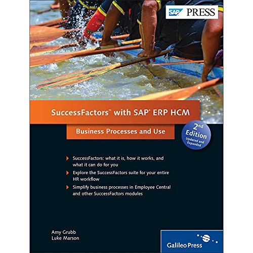 9781493211739: SuccessFactors: Business Processes and Use (2nd Edition) (SAP PRESS)