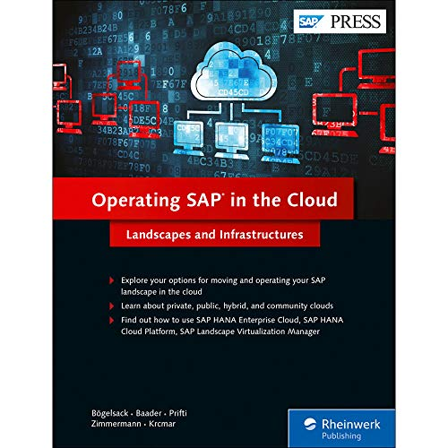 Operating SAP in the Cloud: Andr� B�gelsack