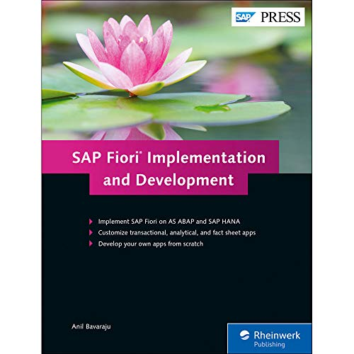 9781493212484: SAP Fiori Implementation and Development (1st Edition) (SAP PRESS)