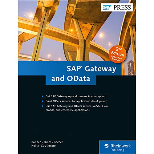 9781493212637: SAP Gateway and OData (2nd Edition) (SAP PRESS)