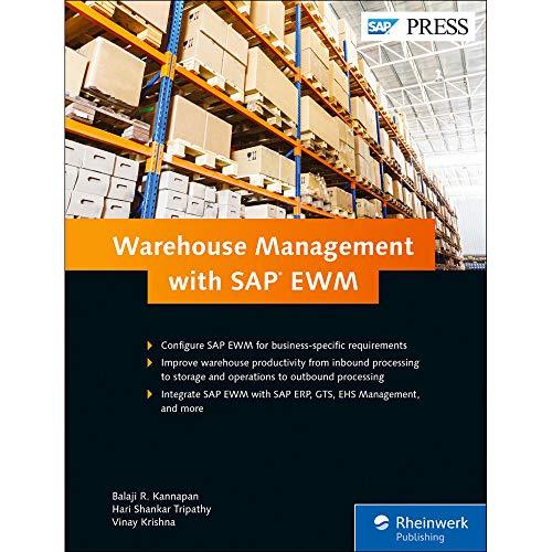 9781493212668: SAP EWM (SAP Extended Warehouse Management): Functionality and Technical Configuration (SAP PRESS)
