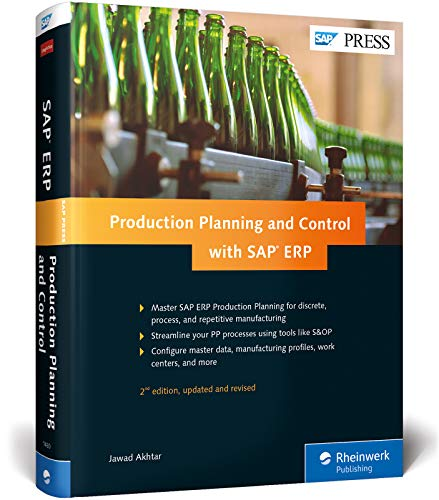 9781493214303: Production Planning and Control with SAP ERP