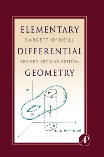 9781493300020: Elementary Differential Geometry, Revised 2nd Edition, Second Edition