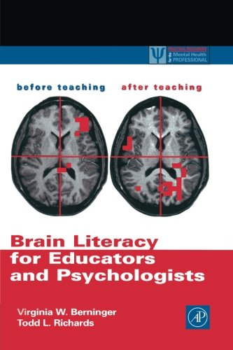 9781493300105: Brain Literacy for Educators and Psychologists