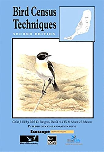9781493300129: Bird Census Techniques, Second Edition