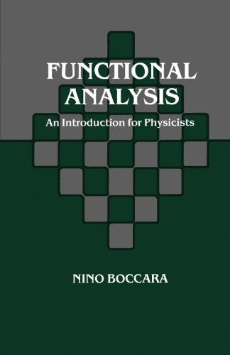 9781493300143: Functional Analysis: An Introduction for Physicists