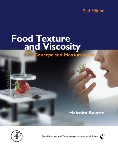 9781493300167: Food Texture and Viscosity: Concept and Measurement