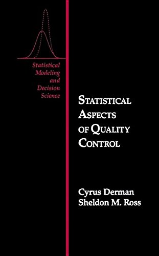 9781493300365: Statistical Aspects of Quality Control (Statistical Modeling and Decision Science)