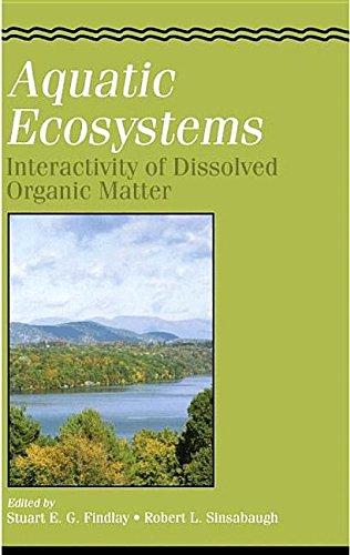 9781493300457: Aquatic Ecosystems: Interactivity of Dissolved Organic Matter