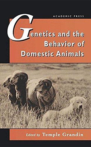 9781493300532: Genetics and the Behavior of Domestic Animals