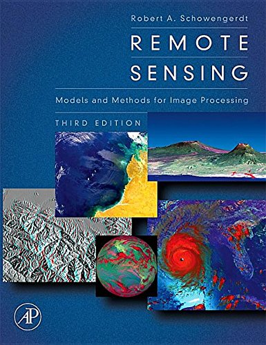 9781493300723: Remote Sensing, Third Edition: Models and Methods for Image Processing