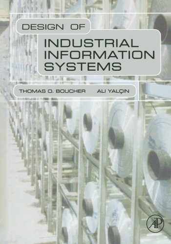 9781493300792: Design of Industrial Information Systems