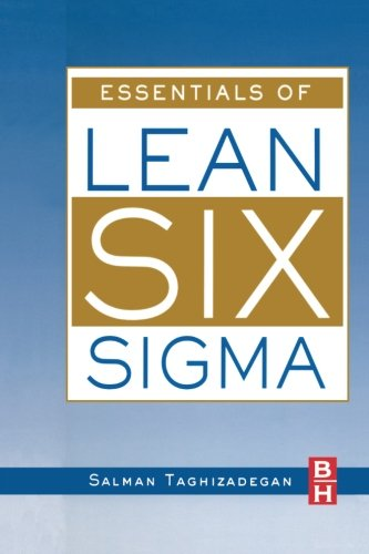 9781493300808: Essentials of Lean Six Sigma