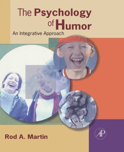 9781493300969: The Psychology of Humor: An Integrative Approach
