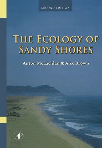 9781493300976: The Ecology of Sandy Shores, Second Edition