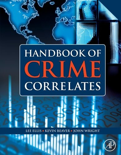 9781493301010: Handbook of Crime Correlates