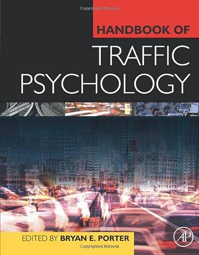 9781493301201: Handbook of Traffic Psychology
