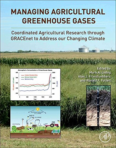 9781493301263: Managing Agricultural Greenhouse Gases: Coordinated Agricultural Research through GRACEnet to Address our Changing Climate