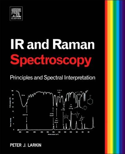 9781493301270: Infrared and Raman Spectroscopy; Principles and Spectral Interpretation