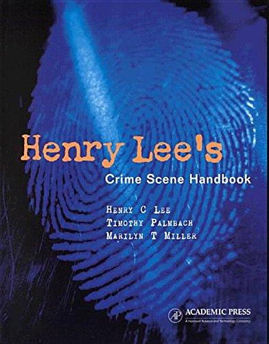 9781493301478: Henry Lee's Crime Scene Handbook