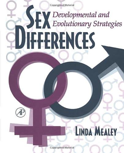 9781493301560: Sex Differences: Developmental and Evolutionary Strategies