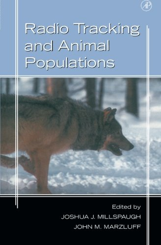 9781493301607: Radio Tracking and Animal Populations