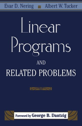 9781493301690: Linear Programs & Related Problems: A Volume in the COMPUTER SCIENCE and SCIENTIFIC COMPUTING Series