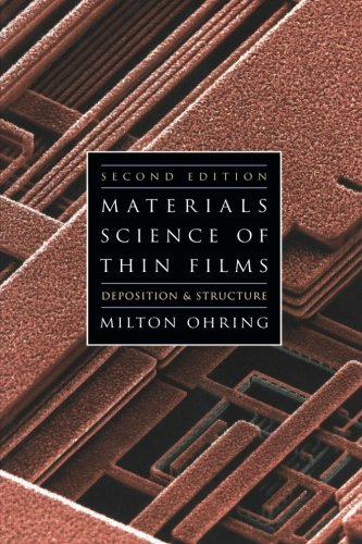 9781493301720: Materials Science of Thin Films