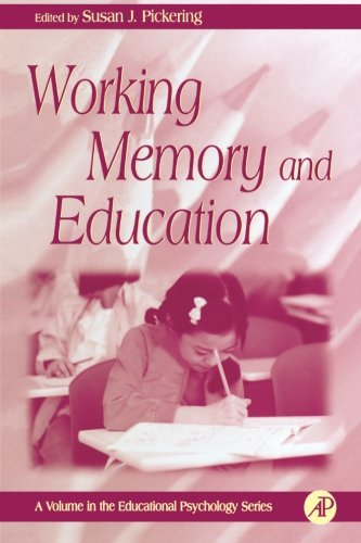 9781493301799: Working Memory and Education