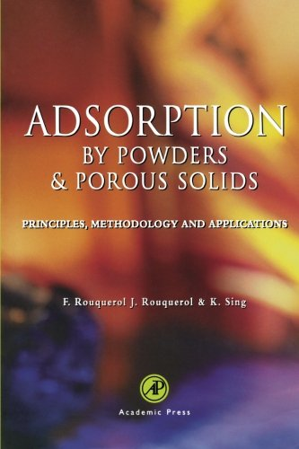 Adsorption by Powders and Porous Solids: Rouquerol, Jean/ Rouquerol,