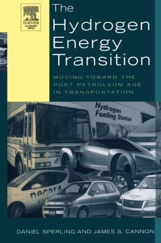 9781493301973: The Hydrogen Energy Transition: Cutting Carbon from Transportation