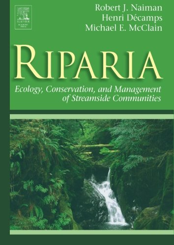 9781493301980: Riparia: Ecology, Conservation, and Management of Streamside Communities