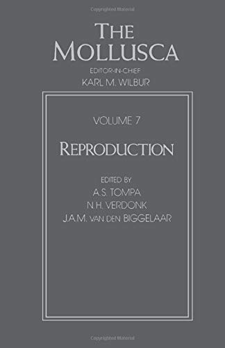 9781493302154: Reproduction, Volume 7 (The Mollusca)